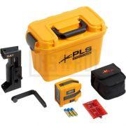 fluke nivela laser kit nivela laser in cruce pls 180r kit - 1