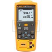 fluke calibratoare calibrator temperatura termocuplu flk 714b - 1