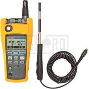 fluke multimetre calitatea aerului airmeter sonda viteza aer flk 975v - 1