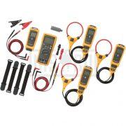 fluke multimetre sistem industrial wireless flk 3000 fc ind - 1