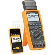 fluke multimetre logger multimetru industrial inregistrator trendcapture flk 289eur - 1